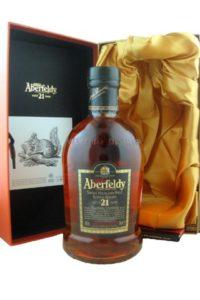 Aberfeldy 21yr Single Malt Scotch Whisky