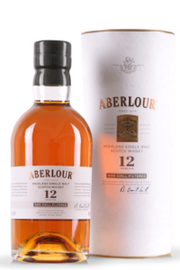 aberlour 12yr non chill-filtered single malt scotch whisky