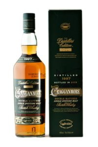 Cragganmore Distillers Edition Single Malt Scotch Whisky