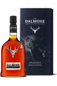 Dalmore King Alexander III single malt scotch whisky