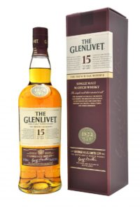 Glenlivet 15yr French Oak Reserve Single Malt Scotch Whisky