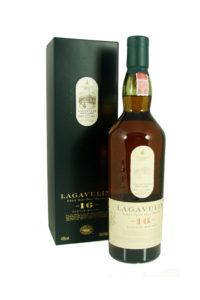 Lagavulin 16yr single malt scotch whisky