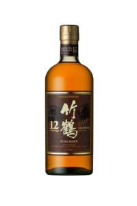 Nikka 12yr Pure Malt Blended Malt Japanese Whisky
