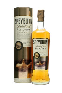 Speyburn brandan orach single malt scotch whisky