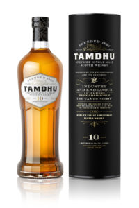 Tamdhu 10 single malt scotch whisky