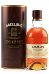 aberlour 12yr single malt scotch whisky