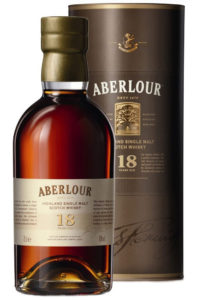 aberlour 18yr single malt scotch whisky