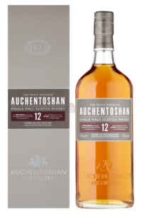 auchentoshan 12yr single malt scotch whisky