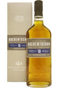 auchentoshan 18yr single malt scotch whisky