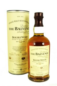 balvenie 12yr doublewood single malt scotch whisky