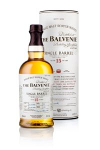 balvenie 15yr single barrel single malt scotch whisky