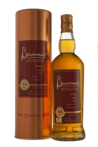 benromach 10yr single malt scotch whisky