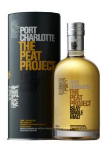 bruichladdich port charlotte the peat project