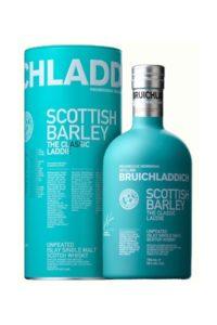 bruichladdich scottish barley the classic laddie single malt scotch whisky