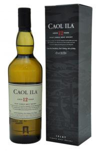 caol ila 12yr single malt scotch whisky