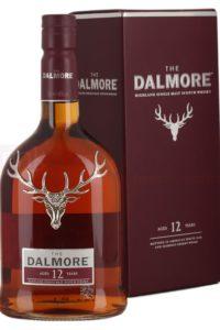 dalmore 12yr single malt scotch whisky