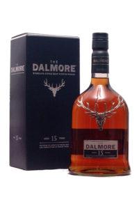 dalmore 15yr single malt scotch whisky