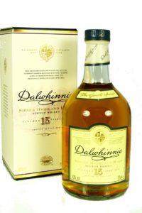 dalwhinnie 15yr single malt scotch whisky