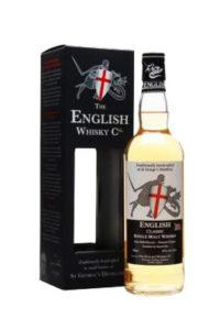 english classic single malt english whiskey