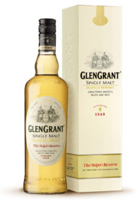 glen grant the majors reserve single malt scotch whisky