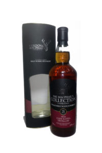 glen scotia 21yr by g&m