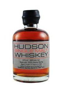 hudson single malt whisky