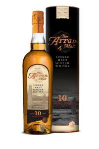 isle of arran 10yr single malt scotch whisky