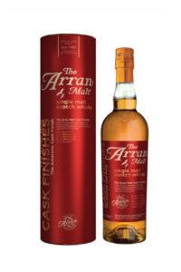 isle of arran amarone cask finish single malt scotch whisky
