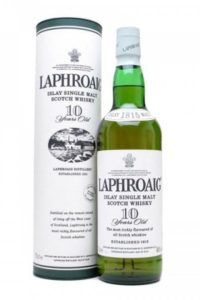 laphroaig 10yr single malt scotch whisky