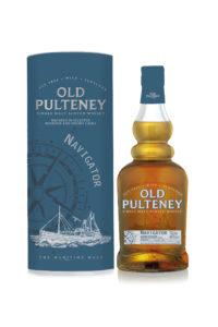 old pulteney navigator single malt scotch whisky