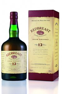 redbreast 12yr single pot still irish whiskey