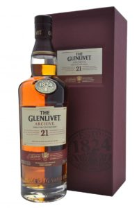 the glenlivet 21yr archive single malt scotch whisky