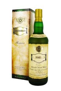 usquaebach reserve blended scotch whisky