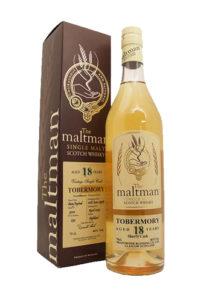 the maltman tobermory 18
