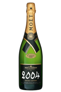 Moet and Chandon Grand Vintage 2004 Champagne