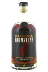 balcones smoked brimstone