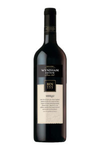 Wyndham estate bin 555 Shiraz 2012