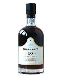 Graham's 10 year tawny port