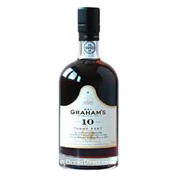 graham fine white port