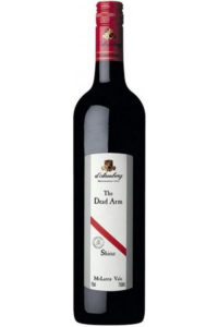 The dead arm shiraz