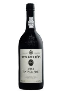 Warres vintage 1983