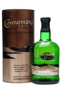 connemara 12 single malt irish whiskey