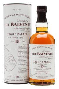 balvenie 15 sherry
