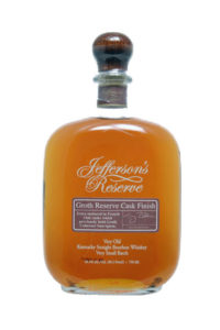jefferson's very old groth cask finish