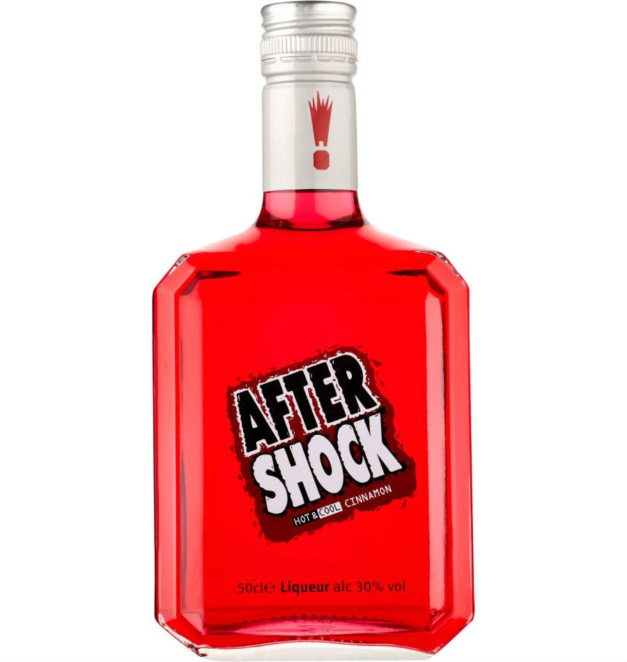 Aftershock Liqueur