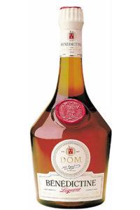 Benedictine dom liqueur
