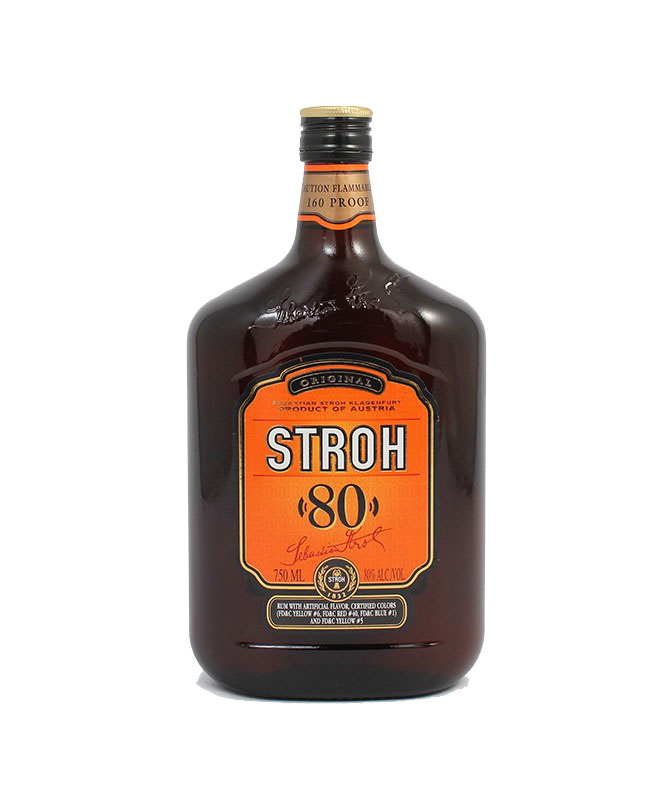 Stroh 160 Proof Rum Aries Fine Wine Amp Spirits