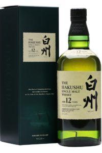 The Hakushu 12yr Single Malt Japanese Whisky