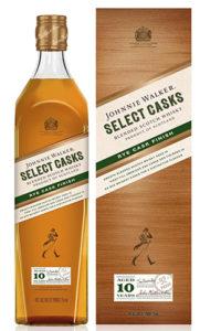 Johnnie Walker Select Casks 10yr Rye Cask Finish Blended Scotch Whisky