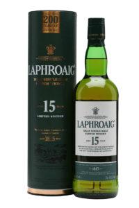 Laphroaig 15yr